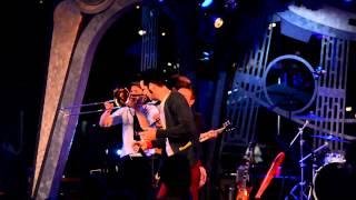 """Suburban Legends - """"Kiss The Girl (The Little Mermaid)"""" Live @ Disneyland! [29 September 2012]"""