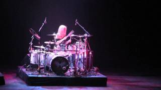 Disturbed Another Way To Die - Montreal Drum Fest 2010 - Drum Cover performed by Elie Bertrand