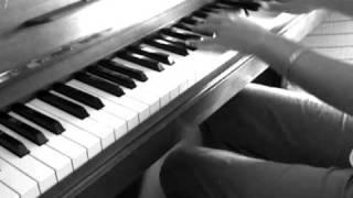 Sandman Theme (Spiderman 3) piano