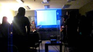 This is How We Overcome by Hillsong Church of the Redeemer worship band cover