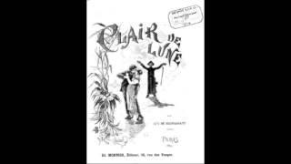 Clair de Lune by Claude Debussy Remixed