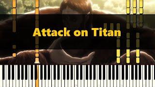 Attack on Titan: Apetitan (Synthesia) Riskafish