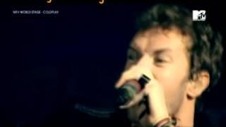 Coldplay - Lost! (Ingles - Español) Live Tokyo 2009