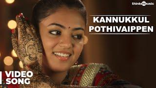 Kannukkul Pothivaippen Video Song : Thirumanam Enum Nikkah   Jai, Nazriya Nazim width=