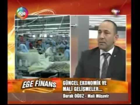 Burak OĞUZ - Ege Tv (26.07.2012) SGK İncelemeleri & Paravan Şirketler-1