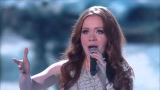 "America's Got Talent - Daniella Mass: Covers ""Crying"" by Roy Orbison"