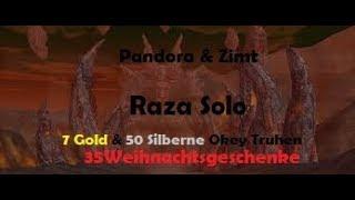 Metin2 Pandora | RAZA SOLO - 7Gold & 50Silberne Okey Truhen - Weihnachtsgeschenke | Zimt | Metin2.DE