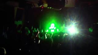 DJ MAZZA ROBOT LIVE SHOW @ MILLESIME CLUB MONTREUX
