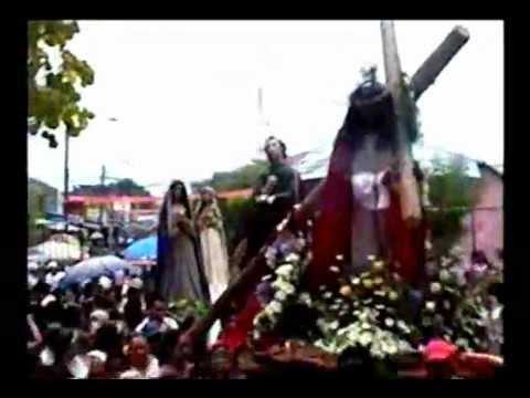 Viernes Santo 2011: Procesion del Via Crucis – El Calvario