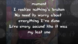 Jordin Sparks- Tattoo Lyrics