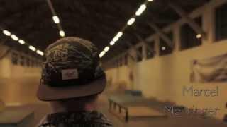 Marcel Mehringer x Skatehalle Wels