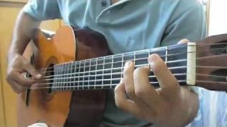 Alceu Valença - Girassol (Versão instrumental no violão)