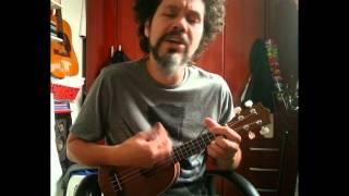 Quase sem querer - Legião Urbana - ukulele cover - KzmA