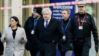 UK leader Johnson vows to review sentencing for terrorism offences