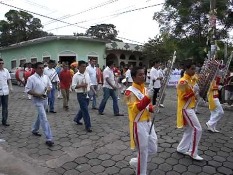 110914 Independence parade in Nicaragua 2