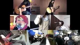 [HD]Shigatsu wa Kimi no Uso OP [Hikaru Nara] Band cover