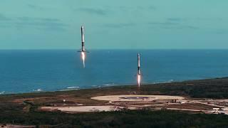 Falcon Heavy & Starman