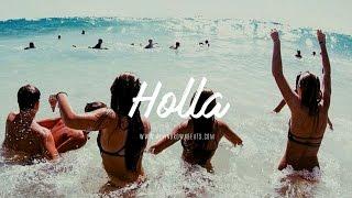 "🥑 Pop Dancehall Instrumental 2o17 ""Holla"" (Prod. By OGE Beats ✘ Alvin Brown Beats)"