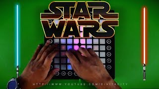 Star Wars - The Force Theme // Launchpad Remix