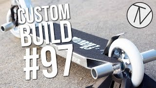 Custom Build #97 (ft. Boris Germain) │ The Vault Pro Scooters