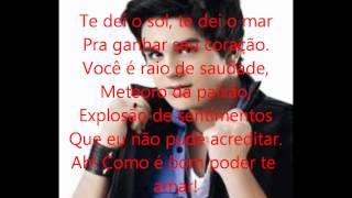 Luan Santana - Meteoro Letra