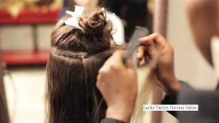 Tissage Brésilien, tissage de cheveux - Locks Twists Tresses salon