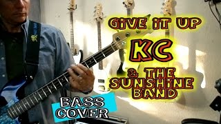 Give It Up - KC & The Sunshine Band - Bass Cover Marco Ribas - Giannini ST Jazz Bass