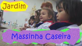 Jardim - Massinha Caseira