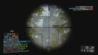 BATTLEFIELD 4 MULTIPLAYER GAMEPLAY - SNIPING ON BF4 ZAVOD