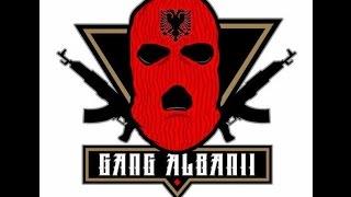 GANG ALBANII - NAPAD NA BANK | PARODIA IVONA