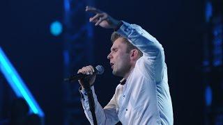 """The Voice of Poland VI - Dawid Klimanek -  """"Jeszcze raz"""" - Przesłuchania w ciemno"""