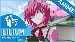 Elfen Lied - Lilium (Opening) Music Box Cover