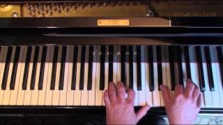 Tarrega Adelita Grade 5 Piano ABRSM 2013 - 2014