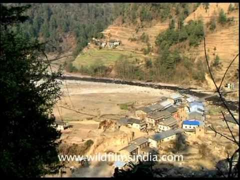 A remote village in the Sagarmatha region!