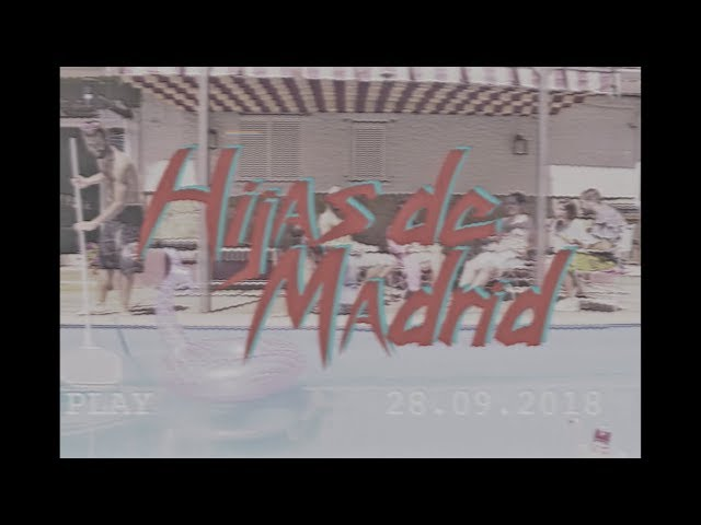 HIJAS DE MADRID  - El single del disco GRANDES ÉXITOS