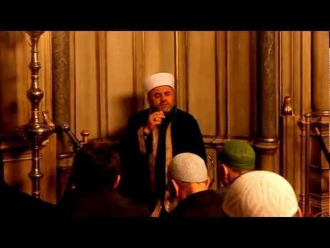 Eyüp Sultan Camii İmam Hatip'i Metin ÇAKAR