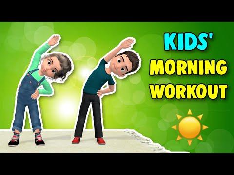 早上起床做的運動
