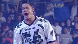 Royal Rumble 2006: entrada de John Cena
