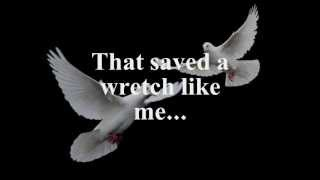 AMAZING GRACE (Lyrics) - SUSAN BOYLE
