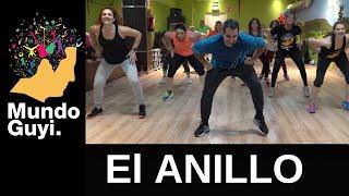 """El Anillo"" Jennifer Lopez (CoreoFitness)""Mundo Guyi"""