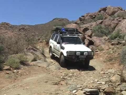 Land Cruiser Across Africa