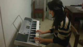 Piano(Van Halen - Not Enough)--