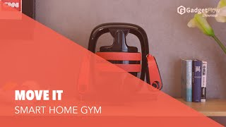 Move It: First Mobile-Connected Smart Home Gym - #GadgetFlow Showcase