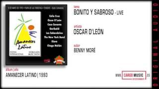 Bonito y Sabroso - Amanecer Latino - Oscar D' Leon [official audio]