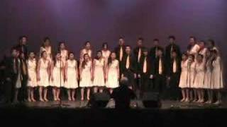 """My One and Only Love"" Aztec Singers Spring Concert 2006"