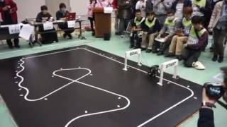 Line follower Robot competition