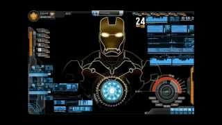 My Jarvis System Computer ... :D
