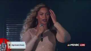 Beyoncé   Halo Live @ Global Citizen Festival 2015