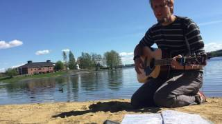 """""""Hatikvah/The Hope"""" Israel national anthem cover by Andre Tischer"""