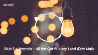SAM F x Yntendo - All We Got ft. Lizzy Land (Dim Mak)